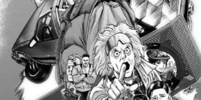 manga retour vers le futur